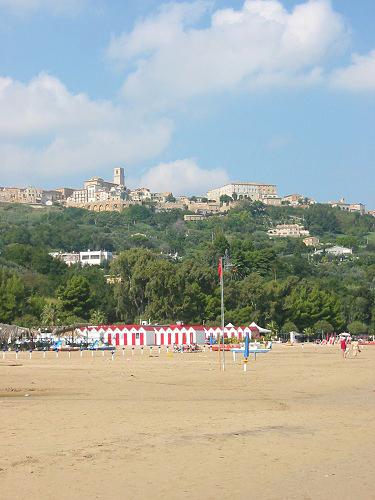 Pescara Strand der abruzzen spezialist stilvoller urlaub in italien region abruzzen